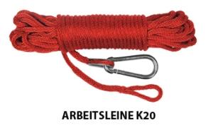 ARBEITSLEINE K20
