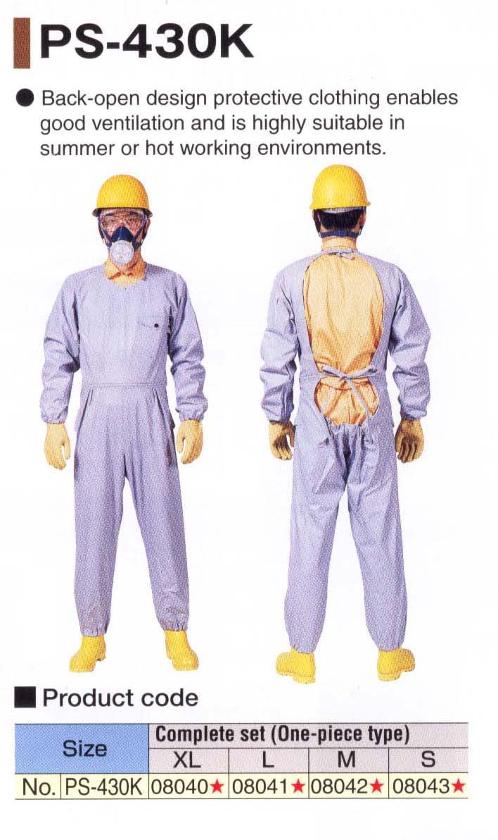 Disposable Clothing Kiiksafety