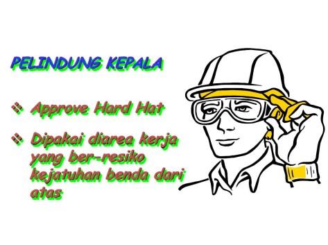 Info Safety Pelindung Kepala
