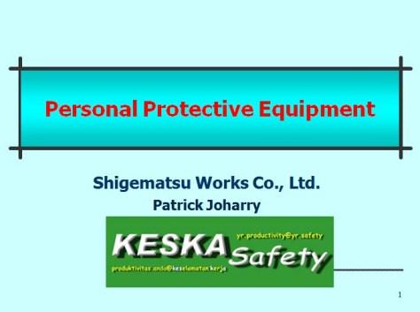 Info Safety Respirator
