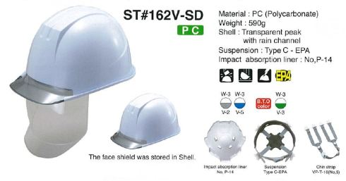 Helmet Face Shield7