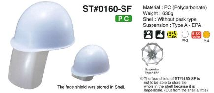 Helmet Face Shield8